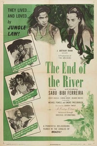 End of the River as Jones