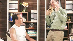 Best Buds Will Arnett and Sean Hayes Dish on Working Together on The Millers