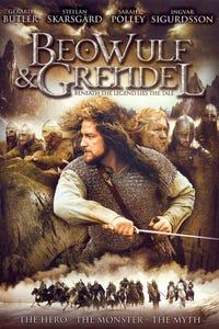 Beowulf & Grendel as Hondscioh