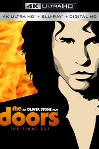 The Doors as Macing Cop