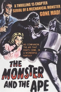 The Monster and the Ape as Prof. Arnold