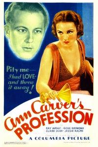 Ann Carver's Profession as Bill Graham