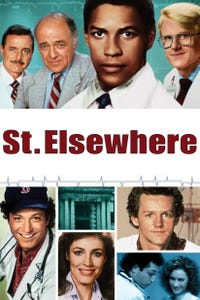 St. Elsewhere as Dr. Wayne Fiscus