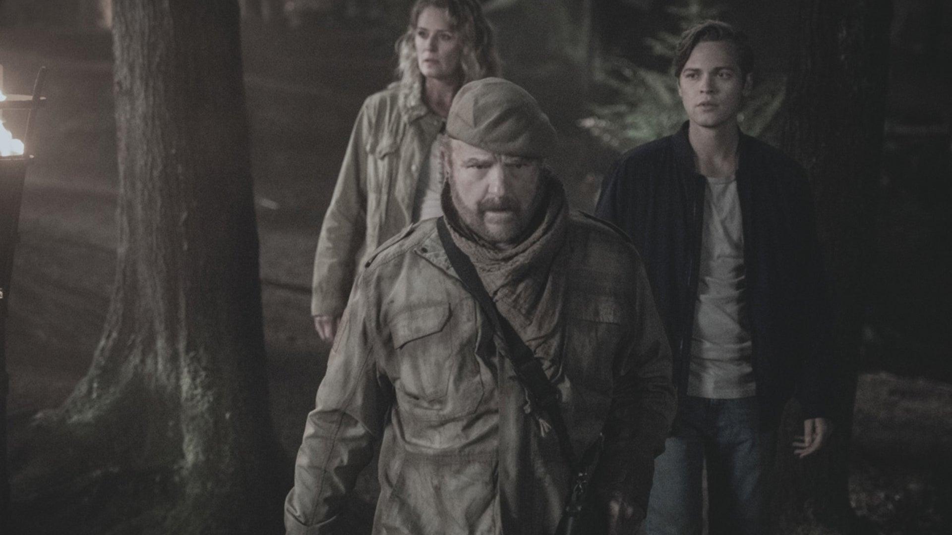 Samantha Smith, Jim Beaver, Alexander Calvert; Supernatural