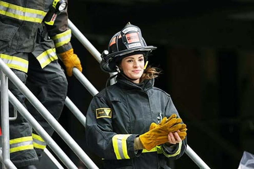 """Chicago Fire - Season 2 - """"Shoved In My Face"""" - Daisy Betts"""