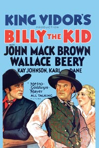 Billy the Kid as Old Stuff