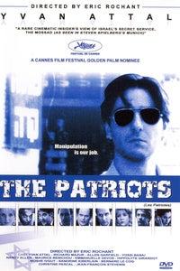 Les Patriotes as Eagleman