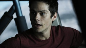 Teen Wolf's Dylan O'Brien Makes Surprise Appearance at Comic-Con