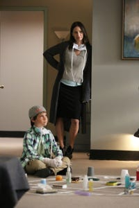 Zachary Unger as Jeremiah (8 Years Old)