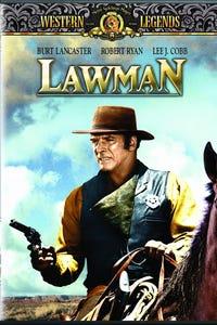 Lawman as Laura