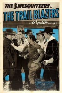 The Trail Blazers as Reynolds