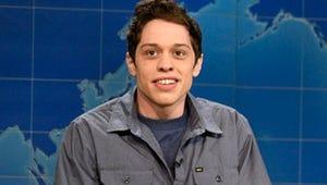 Saturday Night Live's Pete Davidson Has Forgiven Steve Rannazzisi's 9/11 Lie