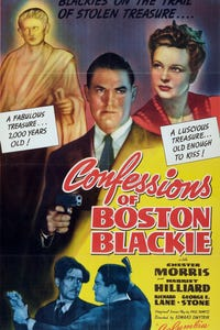 Confessions of Boston Blackie as Officer McCarthy