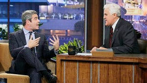 VIDEO: What Does Jay Leno Really Think of David Letterman?