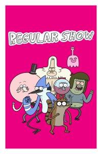 Regular Show as Big Trouble