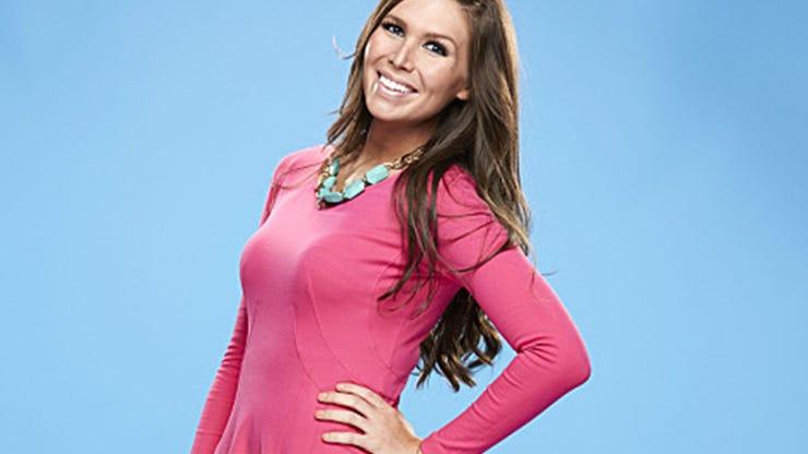 Audrey Middleton, Big Brother