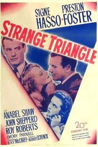 Strange Triangle as Hilda Shaefer