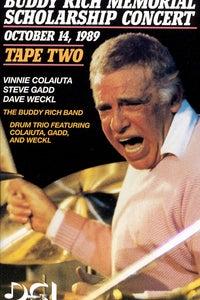 Buddy Rich Memorial Scholarship Concert, Vol. 2