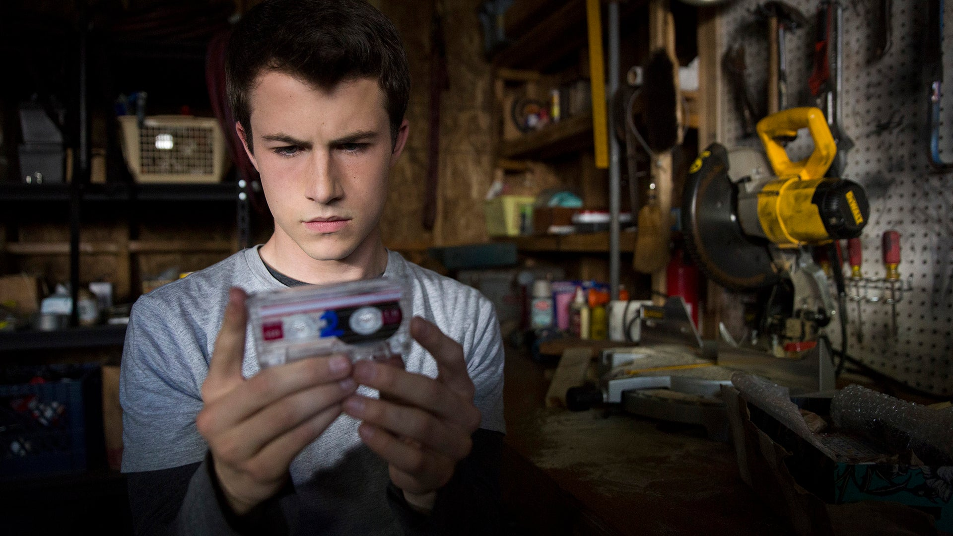 Dylan Minnette, 13 Reasons Why