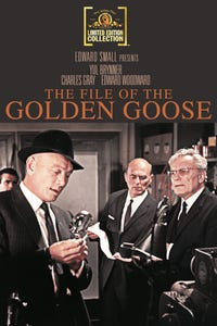 The File of the Golden Goose as Stroud