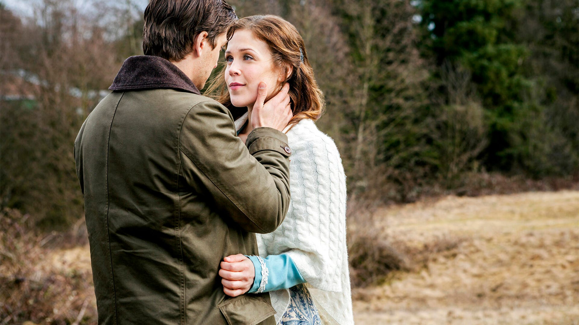 Daniel Lissing and Erin Krakow, When Calls the Heart