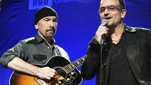 U2 to Perform at the Oscars