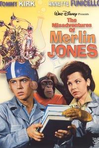 The Misadventures of Merlin Jones as Judge Holmsby