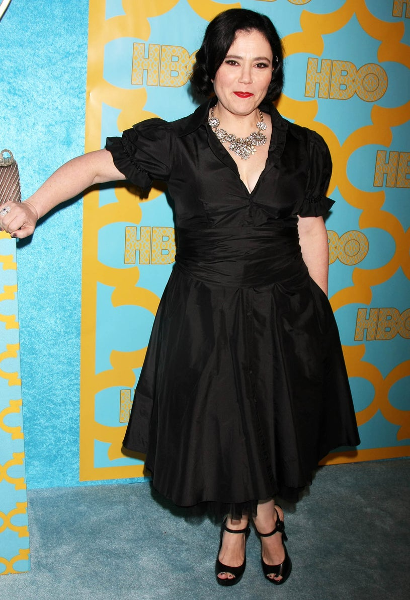 Alex Borstein - HBO Post Golden Globe Party in Beverly Hills, California, January 11, 2015