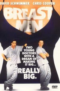 Breast Men as Dr. Kevin Saunders