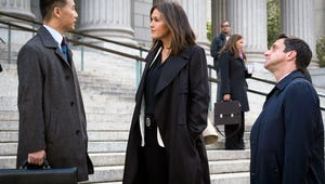 Mega Buzz: Will Benson Go to War With an Old Friend on SVU?