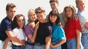 Luke Perry Might Have Appeared in the Beverly Hills, 90210 Revival After All