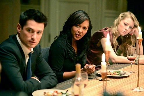"Deception - Season 1 - ""Pilot"" - Wes Brown, Meagan Good and Ella Rae Peck"