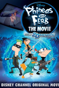 Phineas og Ferb Star Wars as Additional Voices
