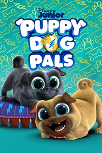 Puppy Dog Pals as Cupcake