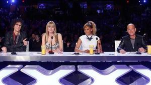 On the Set: America's Got Talent Judges Talk Twerking, Boot Camp Tweaks and the Golden Buzzer