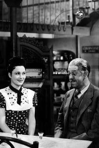 Arletty as Mme. Barrault
