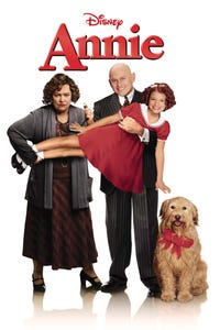Annie as Rooster Hannigan
