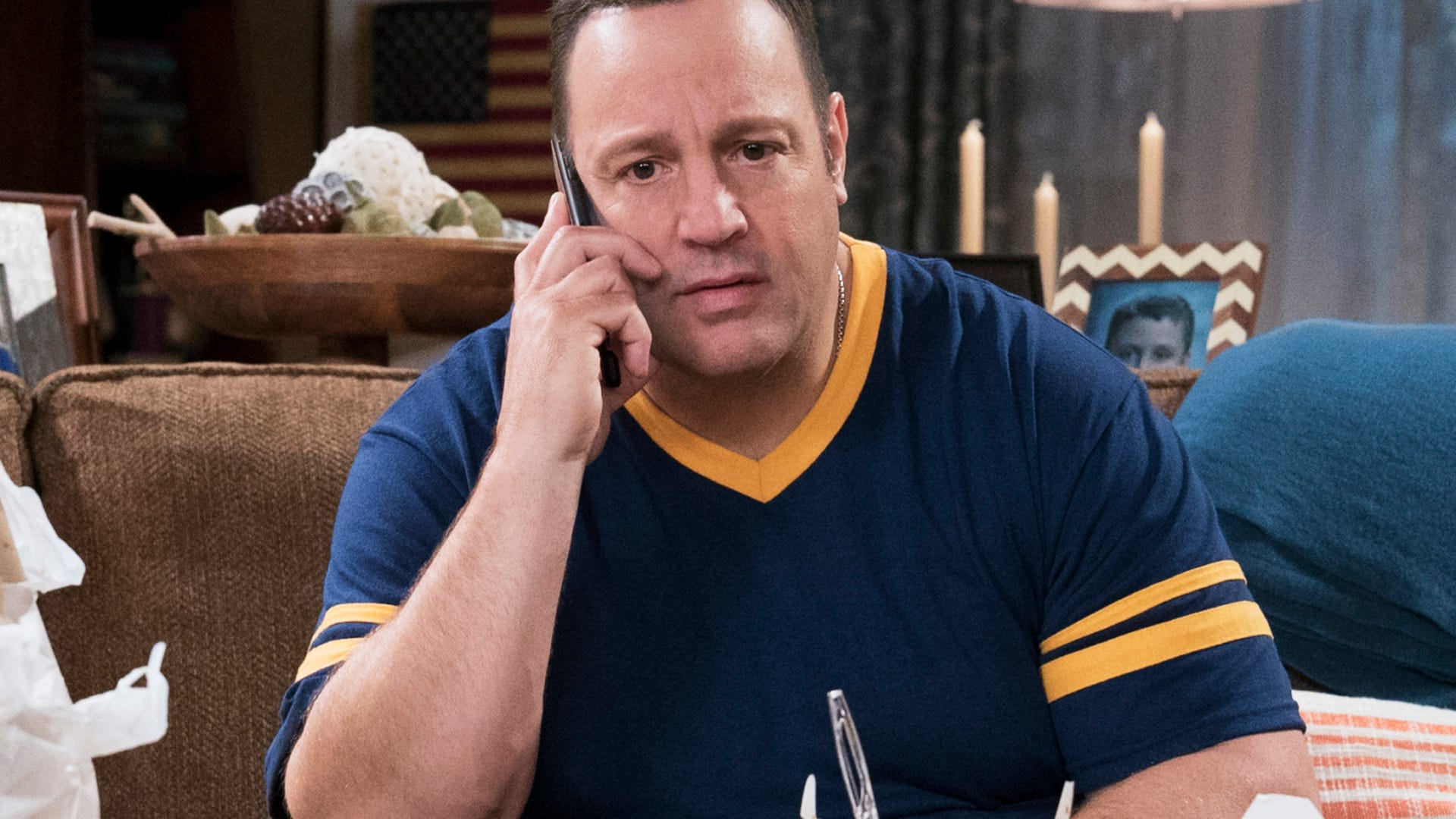 Kevin James, Kevin Can Wait