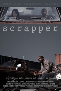 Scrapper as Sharon