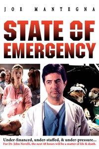 State of Emergency as Raoul Hernandez