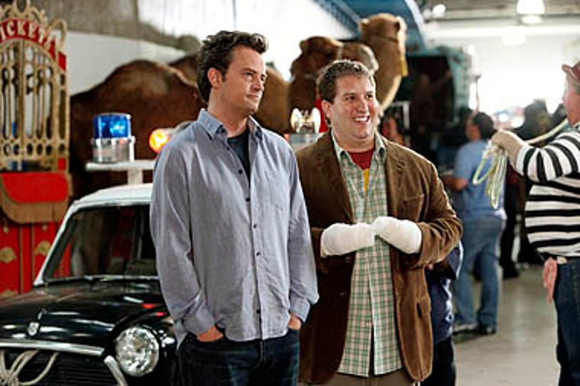 Mr. Sunshine - Matthew Perry and Nate Torrence