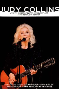 Judy Collins Live at the Metropolitan Museum of Art: Celebrating Fifty Years of Timeless Music