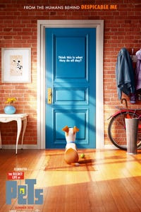 The Secret Life of Pets as Snowball