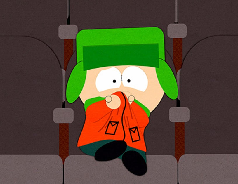 """South Park - """"The Passion of the Jew"""" - Kyle"""