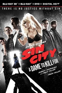 Frank Miller's Sin City: A Dame to Kill For as Miho