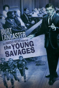 The Young Savages as Karin Bell