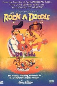 Rock-a-Doodle as Dad