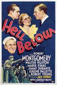 Hell Below as Lt. Brick Walters