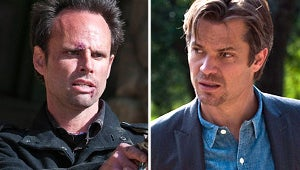 Justified Exclusive: What's Next for Raylan and Boyd?