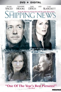 The Shipping News as Guy Quoyle